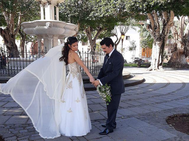 La boda de Érica y Airam