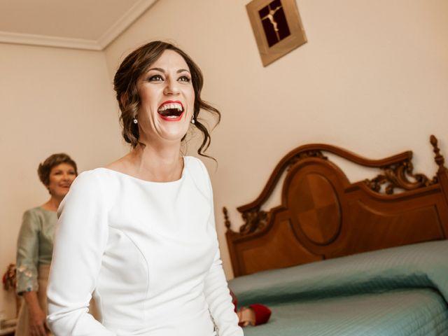 La boda de Miguel y Rocío en Torredelcampo, Jaén 21