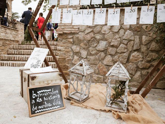 La boda de Miguel y Rocío en Torredelcampo, Jaén 43