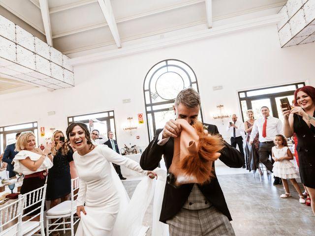La boda de Miguel y Rocío en Torredelcampo, Jaén 59