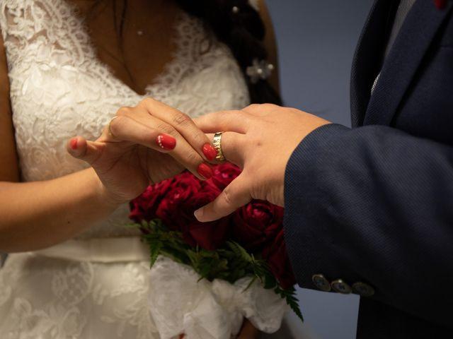 La boda de Joshua y Sara en Alacant/alicante, Alicante 17