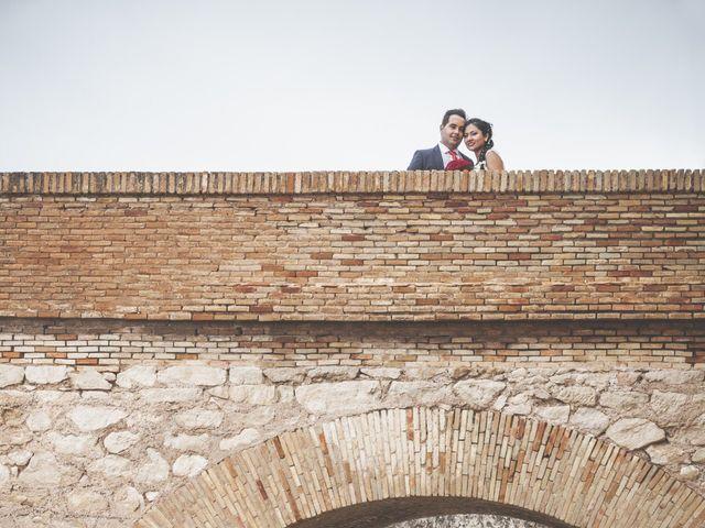 La boda de Joshua y Sara en Alacant/alicante, Alicante 20