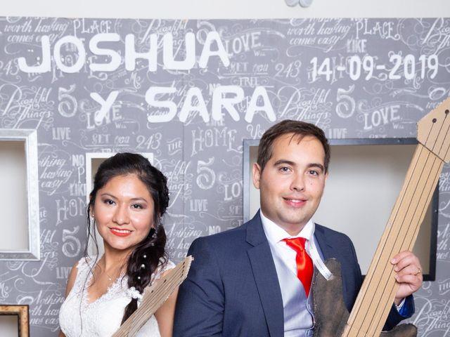 La boda de Joshua y Sara en Alacant/alicante, Alicante 22
