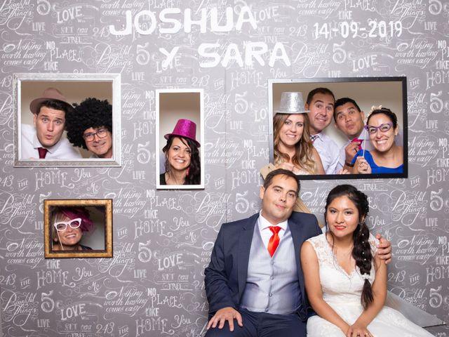 La boda de Joshua y Sara en Alacant/alicante, Alicante 23
