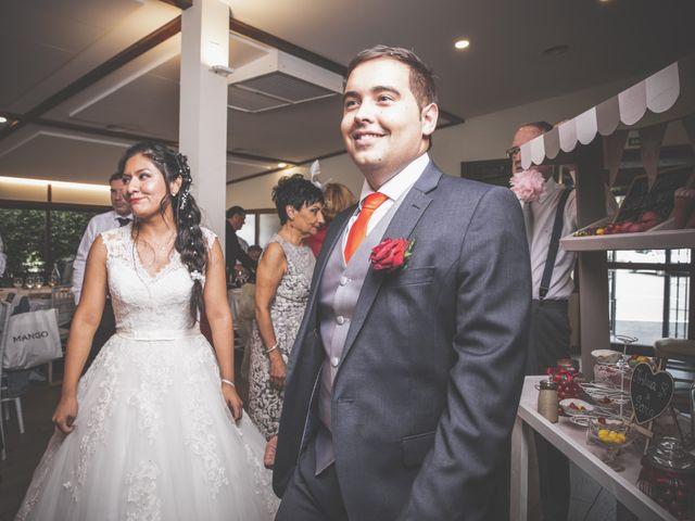 La boda de Joshua y Sara en Alacant/alicante, Alicante 26