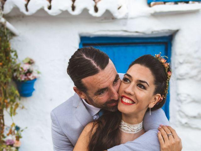La boda de Jimmy y Mari Carmen