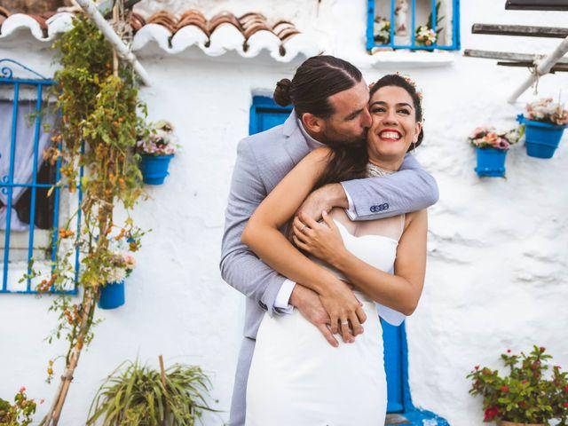 La boda de Mari Carmen y Jimmy en Málaga, Málaga 34