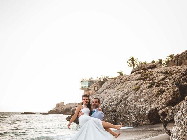 La boda de Mari Carmen y Jimmy en Málaga, Málaga 41