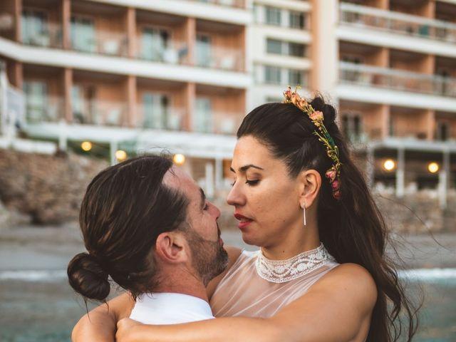La boda de Mari Carmen y Jimmy en Málaga, Málaga 44