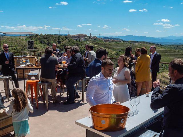 La boda de Aleix y Paola en Gratallops, Tarragona 2