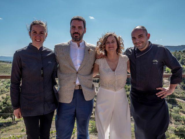 La boda de Aleix y Paola en Gratallops, Tarragona 1