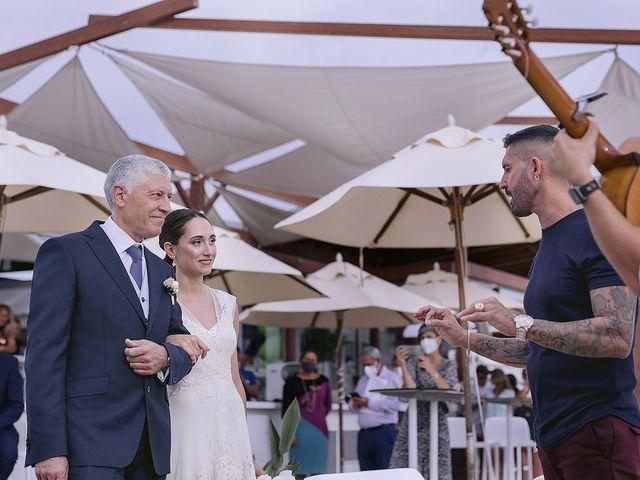 La boda de Enrique y Maday en Cádiz, Cádiz 55