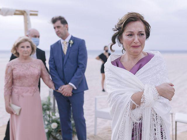 La boda de Enrique y Maday en Cádiz, Cádiz 56