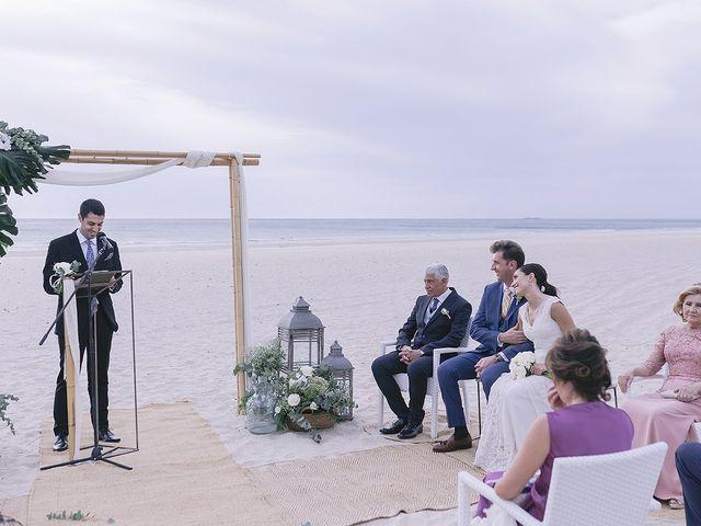 La boda de Enrique y Maday en Cádiz, Cádiz 68