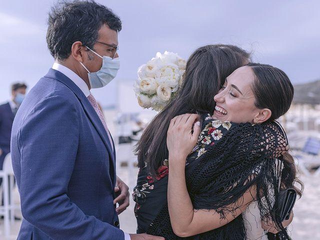 La boda de Enrique y Maday en Cádiz, Cádiz 87