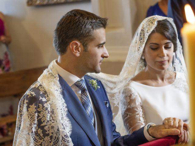 La boda de Silvia y Jose en Priego De Cordoba, Córdoba 9