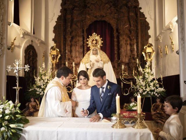 La boda de Silvia y Jose en Priego De Cordoba, Córdoba 10