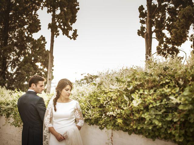 La boda de Silvia y Jose en Priego De Cordoba, Córdoba 17