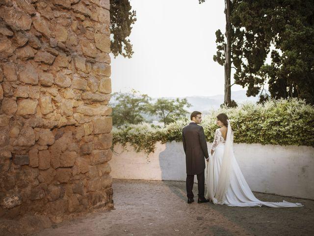 La boda de Silvia y Jose en Priego De Cordoba, Córdoba 18