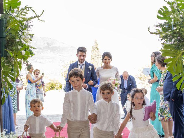 La boda de Silvia y Jose en Priego De Cordoba, Córdoba 21