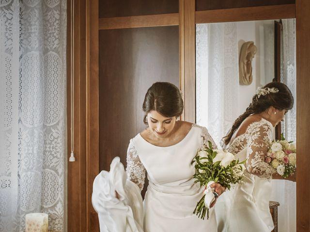 La boda de Silvia y Jose en Priego De Cordoba, Córdoba 25