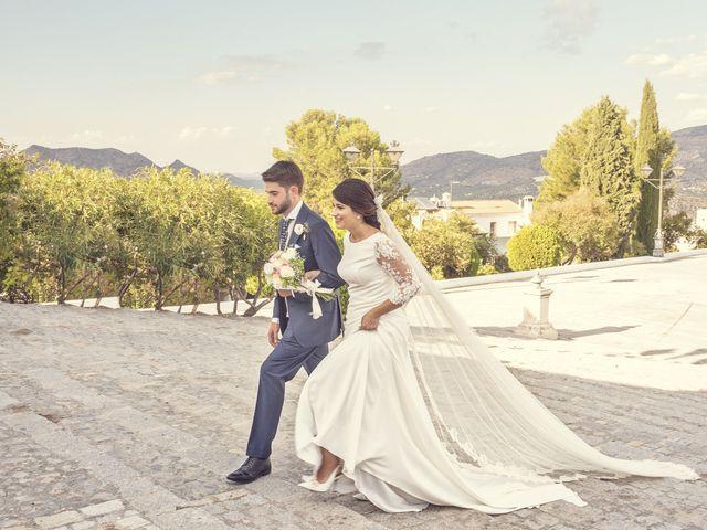 La boda de Silvia y Jose en Priego De Cordoba, Córdoba 26