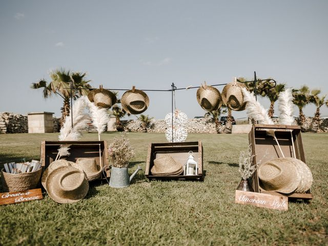 La boda de Jozef y Lauren en Ciutadella De Menorca, Islas Baleares 17