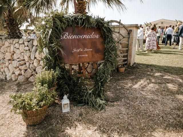 La boda de Jozef y Lauren en Ciutadella De Menorca, Islas Baleares 23