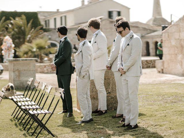 La boda de Jozef y Lauren en Ciutadella De Menorca, Islas Baleares 26