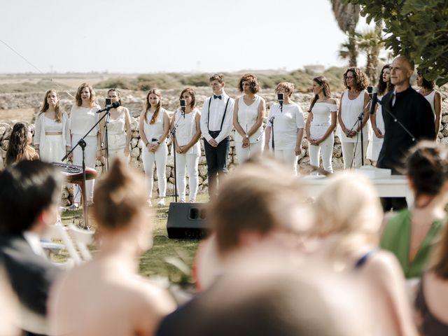 La boda de Jozef y Lauren en Ciutadella De Menorca, Islas Baleares 27
