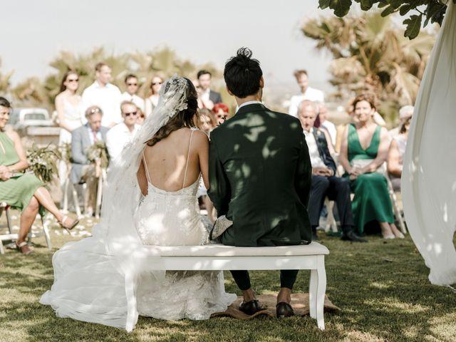 La boda de Jozef y Lauren en Ciutadella De Menorca, Islas Baleares 32