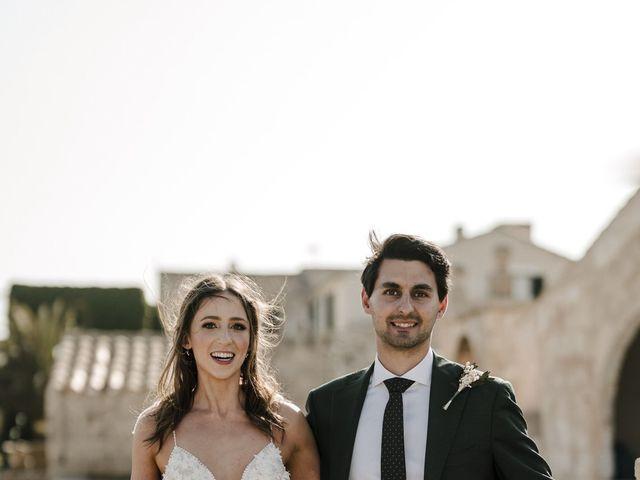 La boda de Jozef y Lauren en Ciutadella De Menorca, Islas Baleares 40