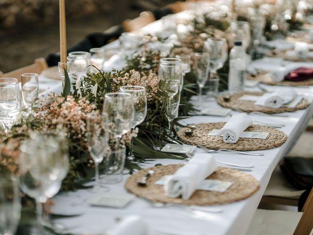 La boda de Jozef y Lauren en Ciutadella De Menorca, Islas Baleares 50