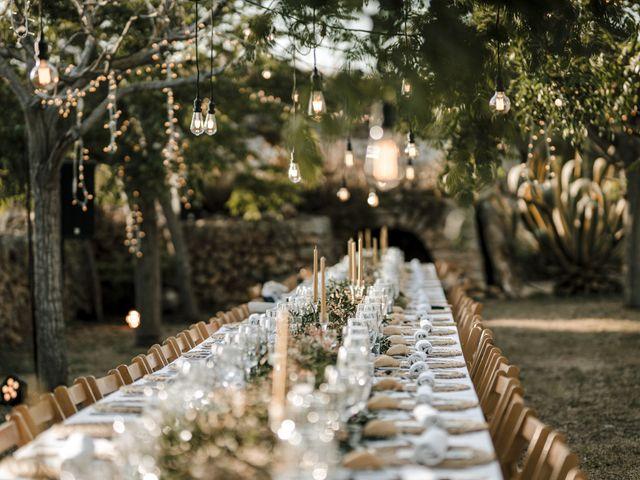 La boda de Jozef y Lauren en Ciutadella De Menorca, Islas Baleares 54
