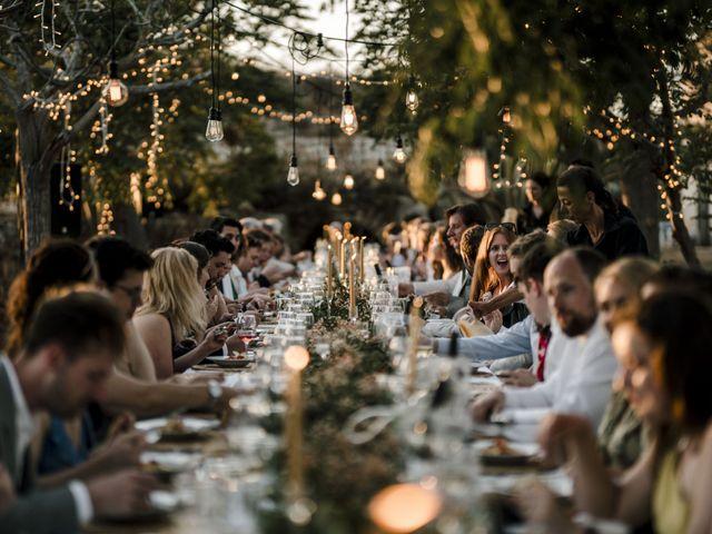 La boda de Jozef y Lauren en Ciutadella De Menorca, Islas Baleares 56