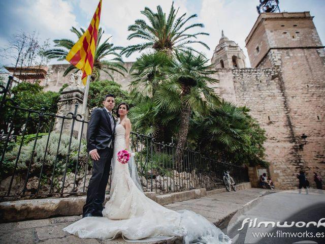La boda de Rubén  y Emma   en Sitges, Barcelona 3