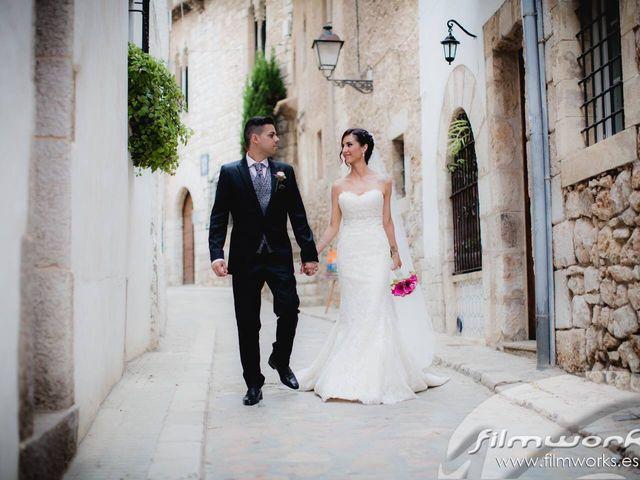 La boda de Rubén  y Emma   en Sitges, Barcelona 5