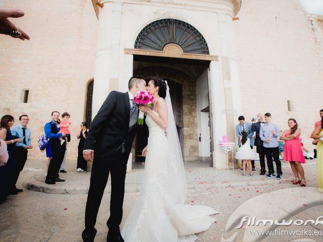 La boda de Emma   y Rubén