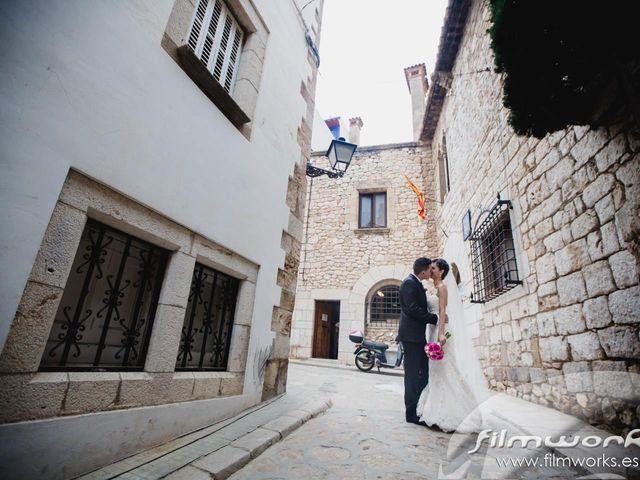 La boda de Rubén  y Emma   en Sitges, Barcelona 11