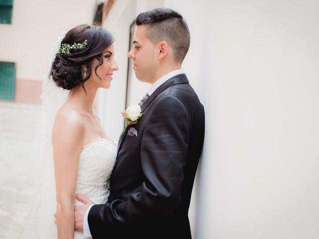 La boda de Rubén  y Emma   en Sitges, Barcelona 16