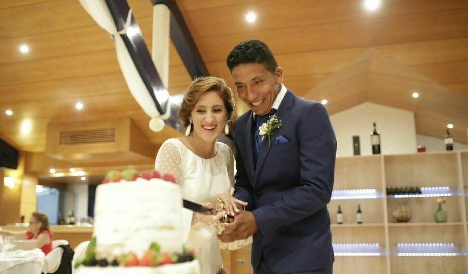 La boda de Michael  y Myriam en San Pedro Del Pinatar, Murcia