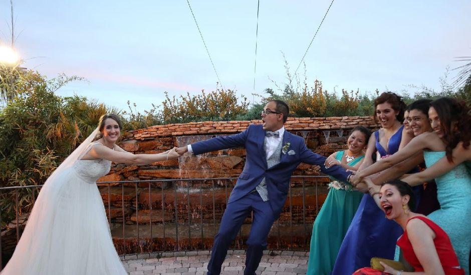 La boda de Inma y Álex en Alpedrete, Madrid