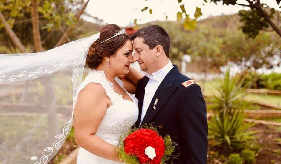 La boda de Raúl  y Rocío  en Calañas, Huelva