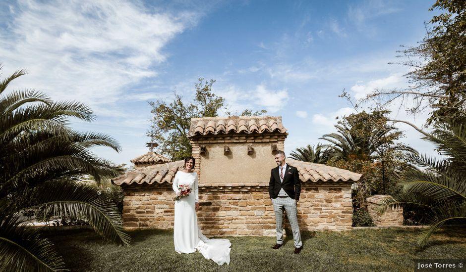 La boda de Miguel y Rocío en Torredelcampo, Jaén