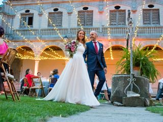 La boda de Elena y Saúl