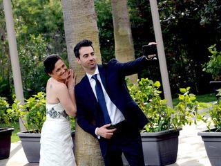 La boda de Catalina y Jose