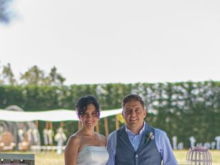 La boda de Isa y Ángel  1