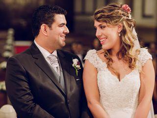 La boda de Vanessa y Hector