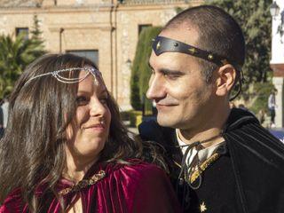 La boda de Javier y Soraya