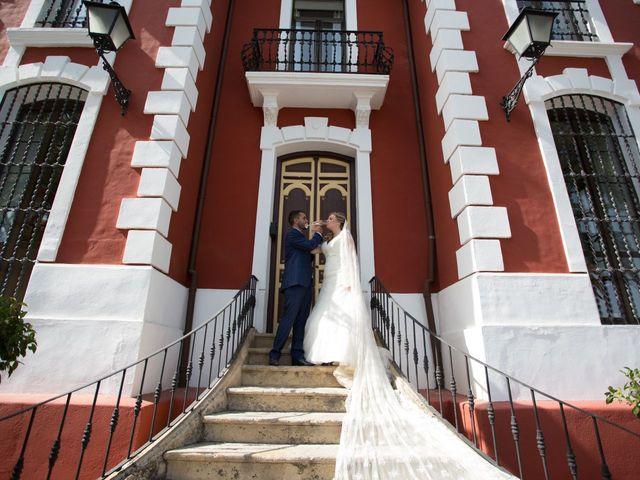 La boda de Leonor y Javier  en Córdoba, Córdoba 10